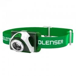 Led Lenser Kopfleuchte SEO5 grau (Blister)_11836