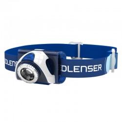 Led Lenser Kopfleuchte SEO7R blau (Blister)_11837