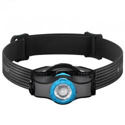Led Lenser Kopfleuchte MH3 schwarz / blau_11867