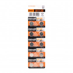 Maxell Knopfzelle - LR1130 - Packung à 10 Stk._12020