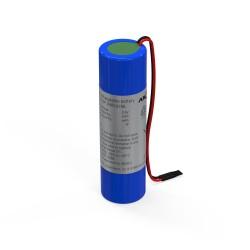 ANSMANN Lithium-Ionen Standard-Akkupack - Typ 1S1P - 3.7V - 2.6Ah_12099
