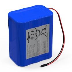 ANSMANN Lithium-Ionen Standard-Akkupack - Typ 3S2P - 11.1V - 5.2Ah_12117