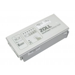 ZOLL Medizinakku passend für Defibrillator AED Pro, E-Serie, R-Serie, SurePower I - Typ 8019-0535-01 (Original Battery)_12126