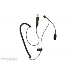 ComCom Headset mit Schwanenhalsmikrofon - Nexus/Savox_12159