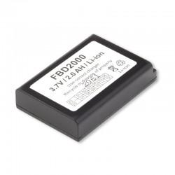Scannerakku zu Denso - 3.7V 2.0Ah Li-Ion_12221
