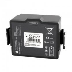 PHILIPS Medizinakku für Defibrillator Heartstart Forerunner 3/ FR3 Typ 989803150161 Laerdal (Original Battery)_12312