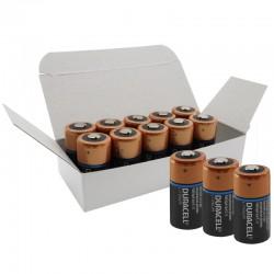 ZOLL Lithiumbatterien für Defibrillator AED Pro - 10er Pack Duracell Ultra CR123A_12317