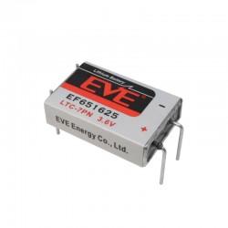 EVE Lithium Batterie - Typ LTC-7PN (EF651625) - 3.6V 750mAh_12323
