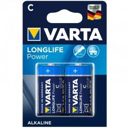 Varta Longlife Power - C - Packung à 2 Stk._12328