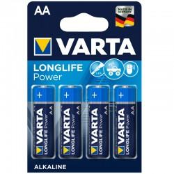 Varta Longlife Power - AA - Packung à 4 Stk._12330