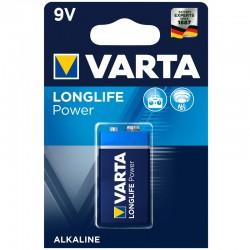 Varta Longlife Power - 9V - Packung à 1 Stk._12331