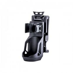 NEXTORCH Taktisches Taschenlampen Holster V51 - 360 Grad drehbar, Schnellverschluss, variable Gürtelhalterung, MOLLE kompatibel_