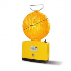 Nissen Blitzleuchte Star-Flash LED 610 - 1seitig gelb_12399
