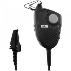 Handmonophon MM20 zu Kenwood mit Multi-Pin Anschluss -  für Heli-Helmgarnituren mit dynamischem Mikrofon - Lautstärkenregelung_1