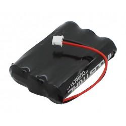 Batteriepack Alkaline 3 x AAA in Reihe - mit Kabel und Stecker - für Türschliesssystem_12434