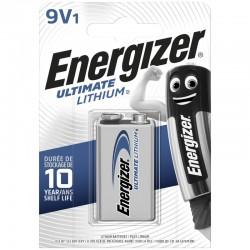 Energizer Ultimate Lithium - 9V - Packung à 1 Stk._12492