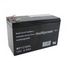 Multipower Sondertypen - MP1235H - 12V - 8.5Ah_12531