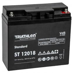 Triathlon Standard Bleiakku - ST12018 - 12V - 18Ah_12598