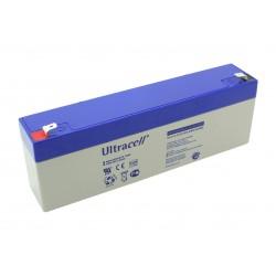 Ultracell Standard Bleiakku - UL2.4-12 - 12V - 2.4Ah_12616
