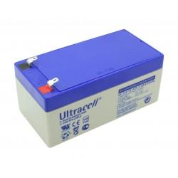 Ultracell Standard Bleiakku - UL3.4-12 - 12V - 3.4Ah_12617