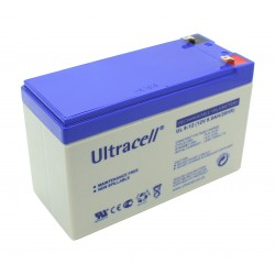 Ultracell Standard Bleiakku - UL9-12 - 12V - 9Ah_12619