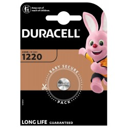 Duracell Knopfzelle - 1220 - Packung à 1 Stk._12629