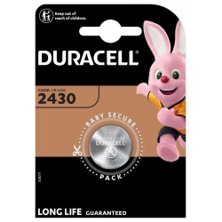 Duracell Knopfzelle - 2430 - Packung à 1 Stk._12633