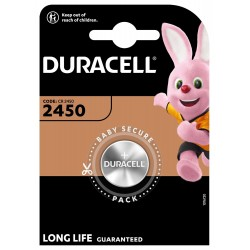 Duracell Knopfzelle - 2450 - Packung à 1 Stk._12634