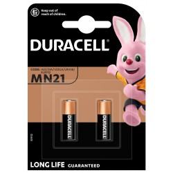 Duracell Long Lasting Power - MN21 - Packung à 2 Stk._12642