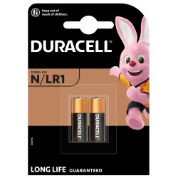 Duracell security - N, LR1, MN9100 (Lady) - Packung à 2 Stk._12644