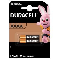 Duracell ULTRA M3 - AAAA - Packung à 2 Stk. 1.5V Alkaline 42.5 x 8.3ø_12645