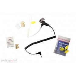 Ohrhörer mit Schallschlauch & Wandlereinheit - 3.5mm - Set 5_1331