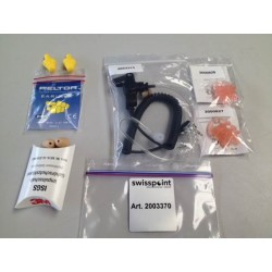 Ohrhörer mit Schallschlauch & Wandlereinheit - 2.5mm - Set 1_1372