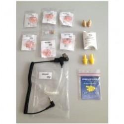Ohrhörer mit Schallschlauch & Wandlereinheit - 3.5mm - Set 6_1486