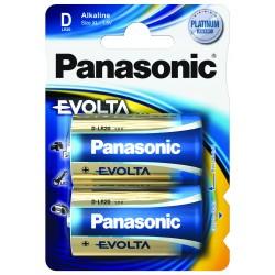 Panasonic EVOLTA - D - Packung à 2 Stk._1876