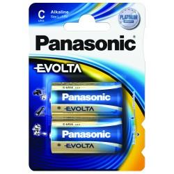 Panasonic EVOLTA - C - Packung à 2 Stk._1877