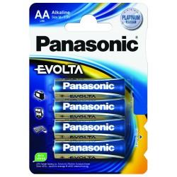 Panasonic EVOLTA - AA - Packung à 4 Stk._1878