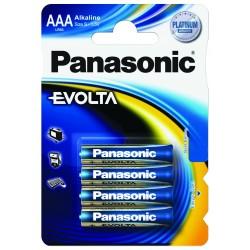 Panasonic EVOLTA - AAA - Packung à 4 Stk._1879