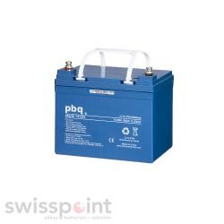 pbq Lithium-Akku LiFePO4 LF 40-12H_411