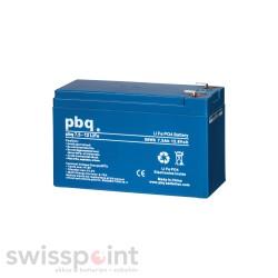 pbq Lithium-Akku LiFePO4 LF 7.5-12 - 12.8V - 7.5Ah_416