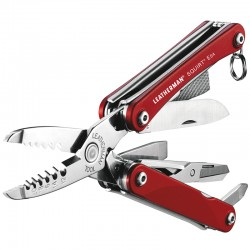 LEATHERMAN Squirt ES4, rot_50