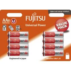 Fujitsu Universal Power - AA - Packung à 8 Stk._520
