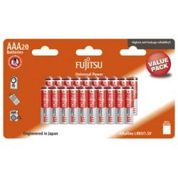 Fujitsu Universal Power - AAA - Packung à 20 Stk._523