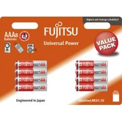 Fujitsu Universal Power - AAA - Packung à 8 Stk._524