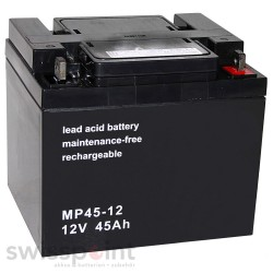 Multipower Standard - MP45-12 - 12V - 45Ah_716
