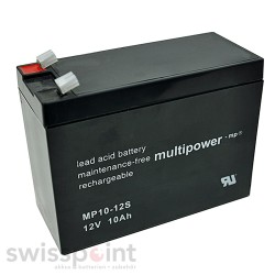 Multipower Standard - MP10-12S - 12V - 10Ah_721