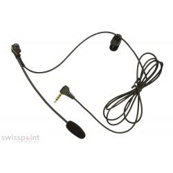 ComCom Headset mit Schwanenhalsmikrofon - 4 pol Stecker_964