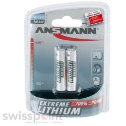 ANSMANN Extreme Lithium AAA 2er Blister_97