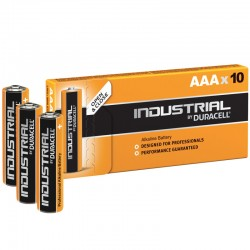 Duracell INDUSTRIAL - AAA - Packung à 10 Stk._9819