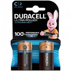 Duracell ULTRA POWER - C - Packung à 2 Stk._9821